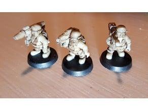 Space Dwarf Rangers 2