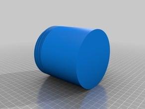 Waterproof (ish) container