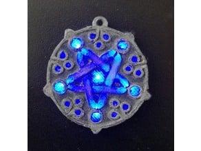 Yennefer Medallion