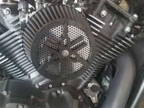 Yamaha air filter cover