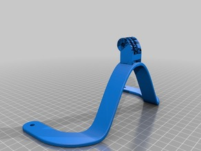 Creality Ender 3 GoPro mount