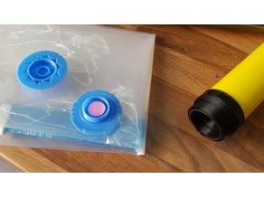 Handpump adapter (for vacuum pump)