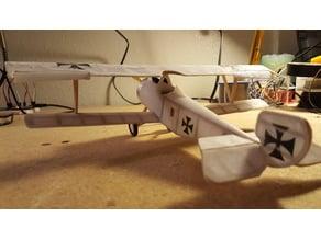 Nieuport 17, WW1 Warplane