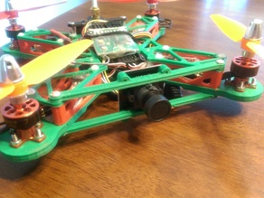 200 Mini Quad (now w/ FPV)