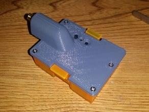 OrangeRx DSM2/DSMX JR module replacement cover & Antenna relocation for Taranis +