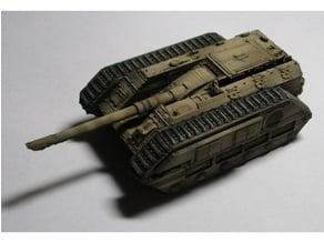 Thunderback, Warhammer 40k Tank Destroyer