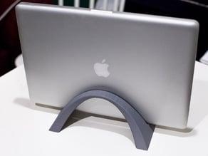 Elegant Arch MacBook Pro Stand