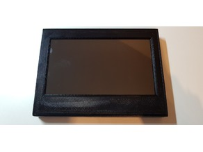 7 inch Touchscreen Case with different mounting options