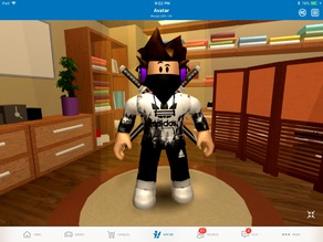 My Roblox Charecter