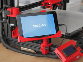 MatterControl Touch Swivel Bracket for the gMax 3D Printer