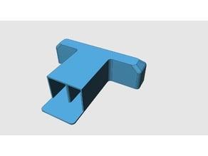 MP Mini Delta basefan duct