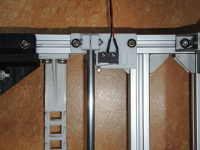 Y-Shaft Clamp with sensor for Anet A6 Evolution Cube