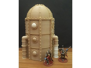 Industrial Dome Expansion Set