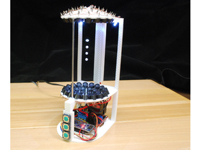Tinylev Stand  Modifed for Makerfabs Kit