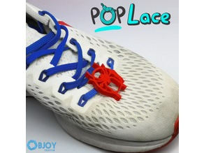 Spider Man Into the Spiderverse Logo - Accessory for shoe lace - POPLace