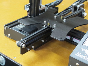 Ender-3 Y-axis Carriage Wheel Adjustment Correction