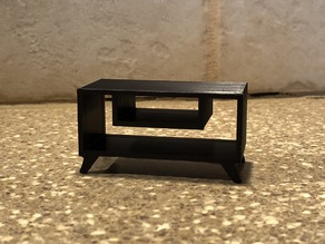 Miniature Record Stand