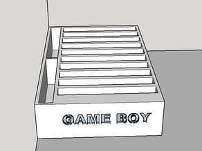 GameBoy- Cartridge Holder