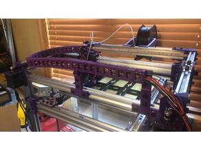 D-Bot Extruder Cable Chain