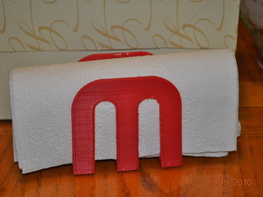 MakerBot Napkin Holder