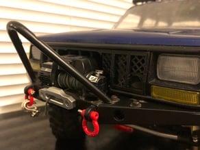 jeep xj hardbody custom grill