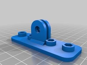Shotgun Mic Shockmount Rycote GoPro mount