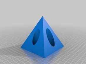 VGOD Mech Pro 2 Pyramid Stand