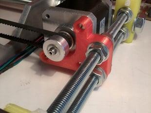 i3 reinforced y-motor