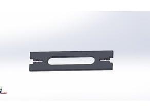 Pletina soporte bobina Anet A8