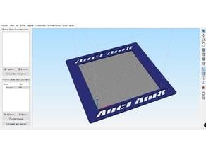 Desktop customization for Anet AM8