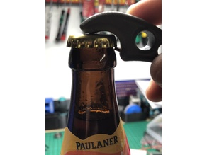 One Cent (Euro) Bottle Opener