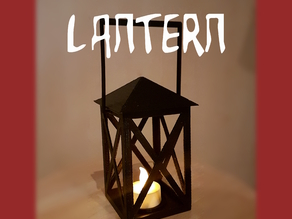 Customizable Halloween Lantern