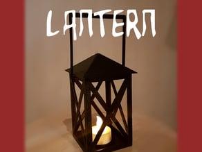 Customizable Halloween Lantern
