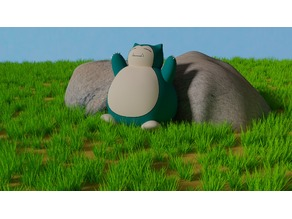 Are you sleepy, Snorlax?