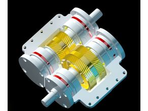 generic gearbox / transmission