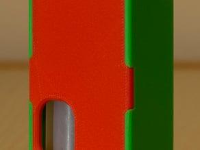 Box Mod bottom feeder mechanical with push button lock (v3)