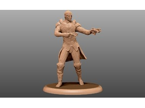 Drell - Mass Effect Miniature