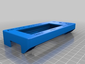 Full Control Panel (LCD Case) - based on Prusa i3 Pro B