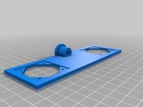 Parametric stereo camera head for USB camera modules