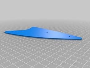 Winglet for FPVWRA VAS Spec racing wing v2