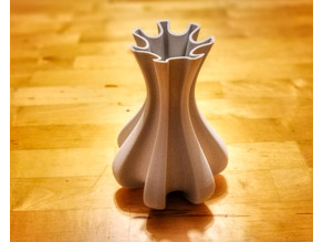 """A vase named """"Cog"""""""