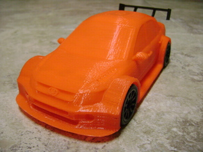 2014 Granta Race Car
