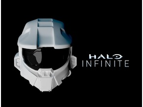 Master Chief Halo infinite