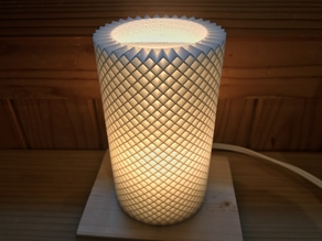Small HoneyComb Lamp Shade
