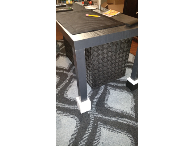 coffee table leg extenders for extra storagehumbertol