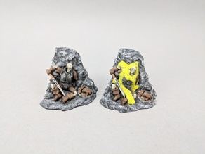 28mm Long Dead Adventurer