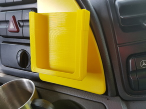 Actros MP3 Galaxy S7 Holder