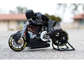 2016 Ducati Draxter Concept Drag Bike RC