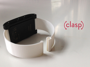 CLASP | A Simpler Watchband