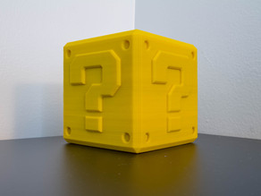 Mario Question Block